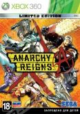 Anarchy Reigns. Limited Edition (Xbox 360)