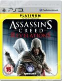 Assassin's Creed Откровения (PS3) Platinum Русская