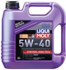 Моторное масло Liqui Moly Synthoil High Tech 5W-40 4л