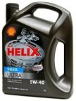 Моторное масло Shell 550040558 Helix Diesel Ultra 5W/40 4л