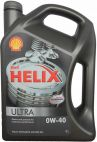 Моторное масло Shell 550040465 Helix Ultra 0W/40 4 л